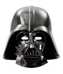 Darth Vader papmasker, 6 stk