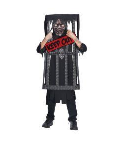Caged Reaper kostume.