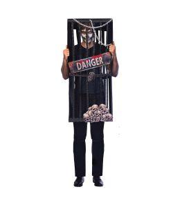 Caged Reaper kostume til voksne.