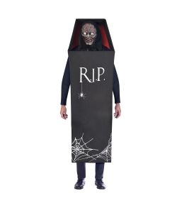 Creepy Coffin kostume