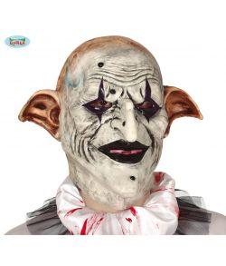 Scary Harlequin maske