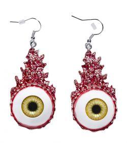 Øje øreringe