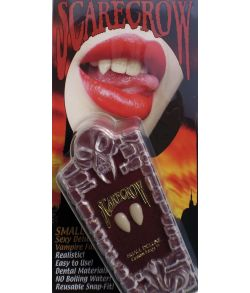 Scarecrow vampyr tænder