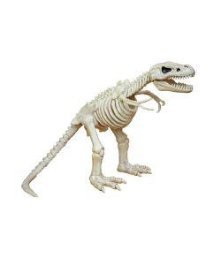 T-Rex skelet til halloween.