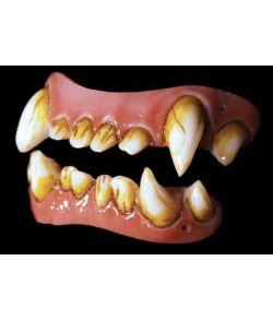 Varulvtænder til over- og undermund fra Dental Distortions