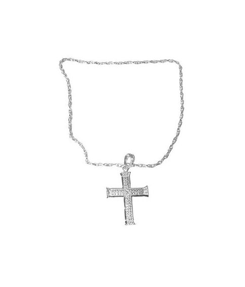 Kors halskæde