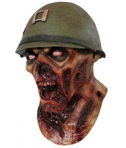 Captain Lester latexmaske