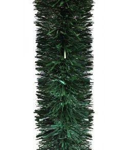 Flot stor grangrøn guirlande med diameter på 20 cm