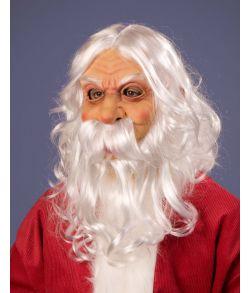 Julemand maske til voksne.