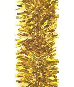 Folieguirlande Guld Ø 10 cm