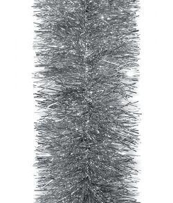 Folieguirlande Sølv Ø 15 cm