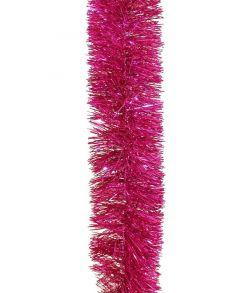Folieguirlande Fuchsia Ø 7,5 cm