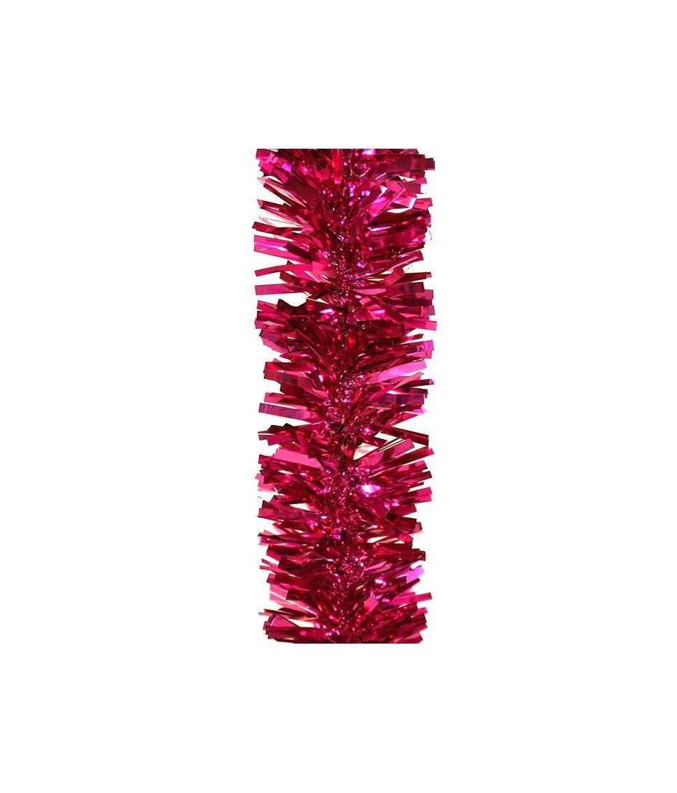 Folieguirlande Fuchsia Ø 10 cm