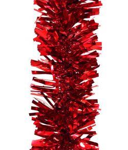 Rød guirlande 10 cm