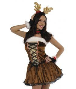 Miss Vixen kostume