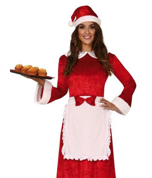 Billig julekjole til damer.