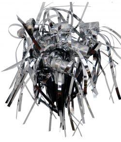 Nytårs Ryslere, holografisk sølv