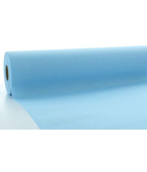 Lyseblå papirdug 25 meter.