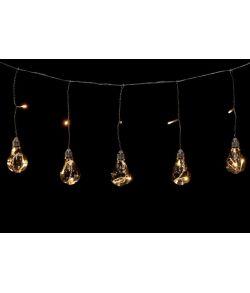 Lyskæde med LED pærer