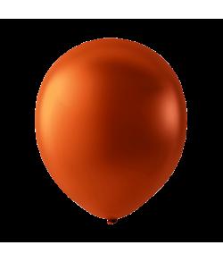 Brun kobber ballon,