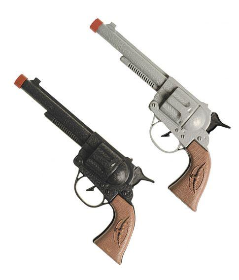 Cowboy revolver til kostume.
