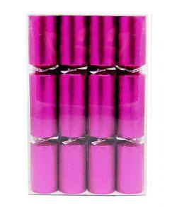 Store nytårs knallerter, pink 21 cm