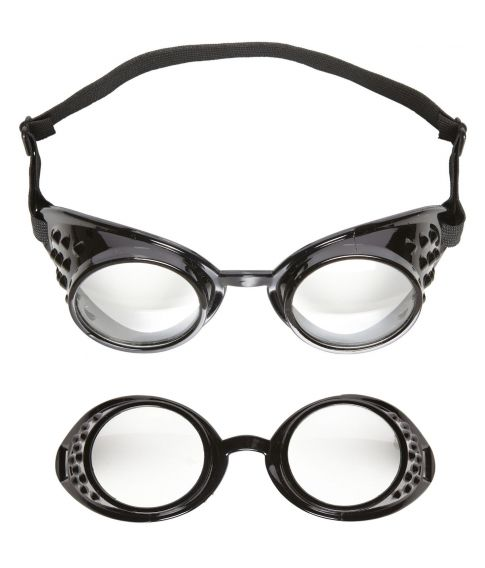 Goggles til udklædning.