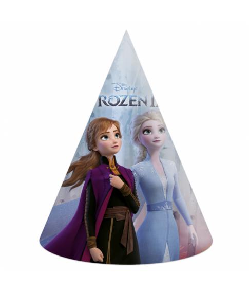Frozen 2 party hatte 6 stk