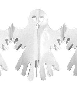 Spøgelses papir guirlande