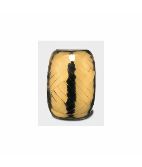 Guld gavebånd, 20 m.