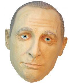 Præsident Putin latex maske til voksne.