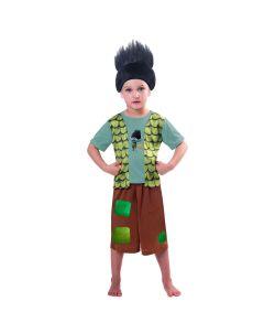Trolls Branch kostume.