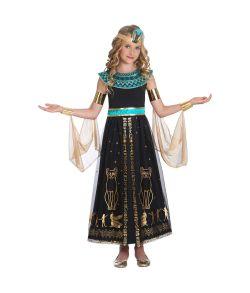 Kleopatra kostume til piger.