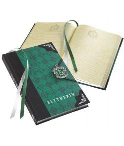 Slytherin dagbog fra The Noble Collection.