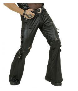 Rocker bukser til kostume.