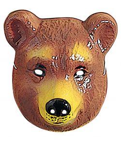 Bjørne maske til børn.