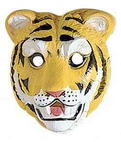 Tiger maske til børn.