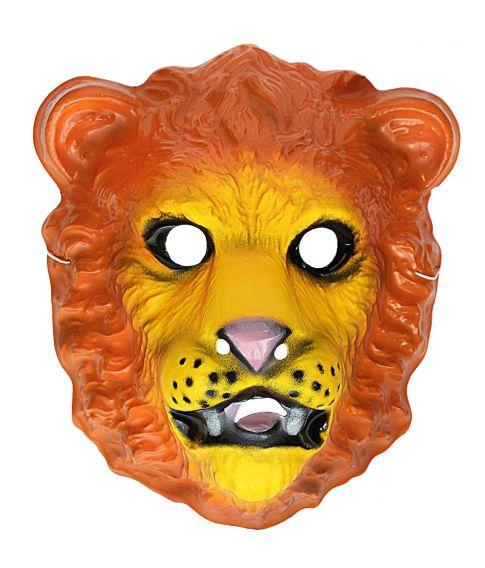 Løve maske til børn.