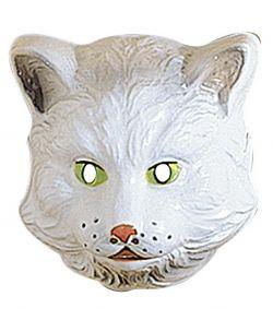 Katte maske til børn.