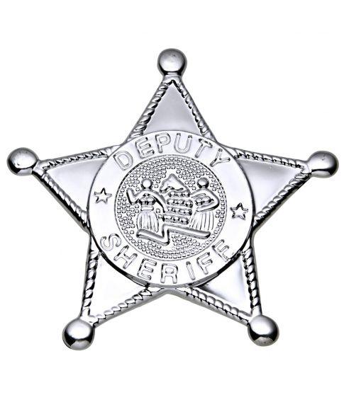 Sølv sheriffstjerne