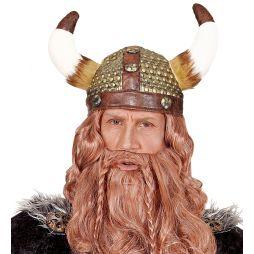 Blød vikingehjelm