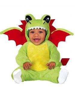 Drage kostume til babyer.