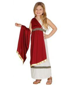 Romer pige kostume til fastelavn.