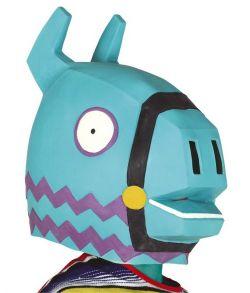 Fortnite Llama maske til voksne.