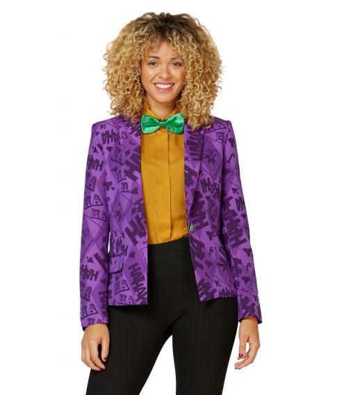 OppoSuit The Joker jakke til damer.