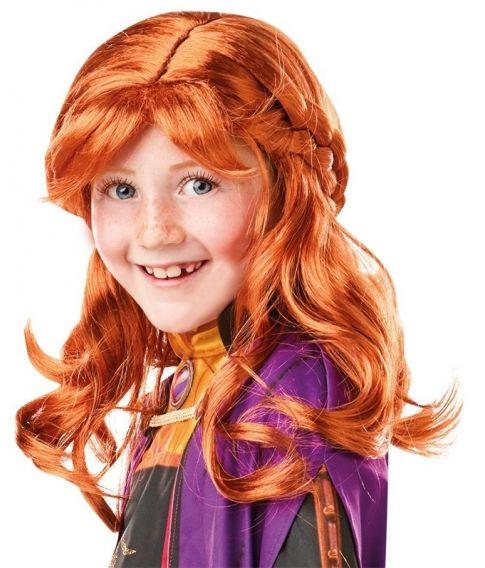 Anna Frost 2 paryk til børn.
