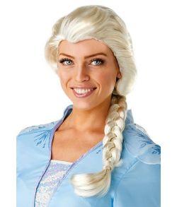 Elsa Frost 2 paryk til voksne.