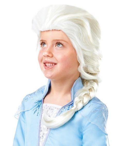 Elsa Frost 2 paryk til børn.