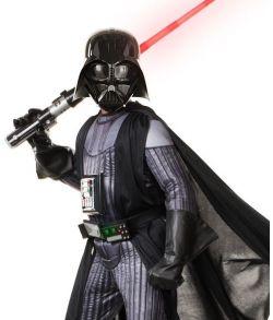 Darth Vader Deluxe kostume til drenge.