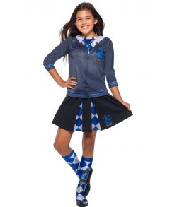 Ravenclaw nederdel størrelse 5-7 år.